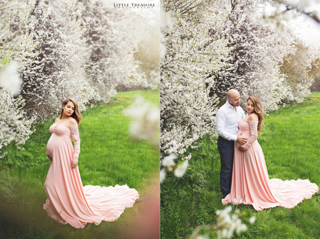 Once upon a time....| Maternity Photo Session Grays Essex