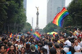 Marcha del Orgullo LGBTI de la Ciudad de Mexico