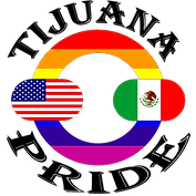 Tijuana LGBTI Pride Mexico Logo