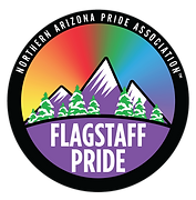 Flagstaff Pride Logo