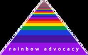 Rainbow Advocacy Logo