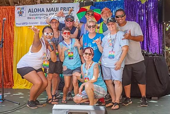 Aloha Maui Pride