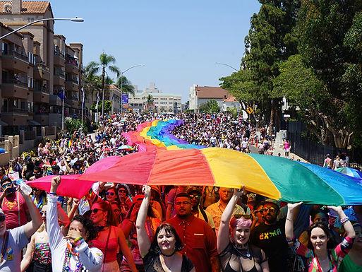 San Diego Pride Parade & Festival