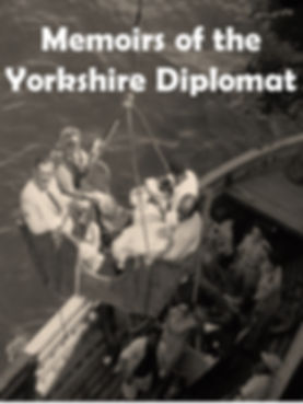 Memoirs of a Yorkshire Diplomat - Title