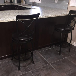 Custom Kitchen Counter Bar