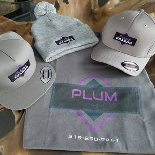 Plum Boards Merch