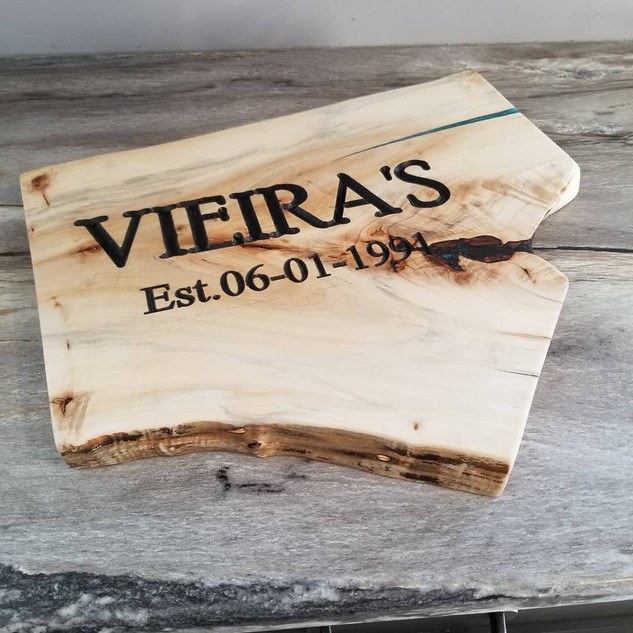 """Family Charcuterie Board """"Viera's"""