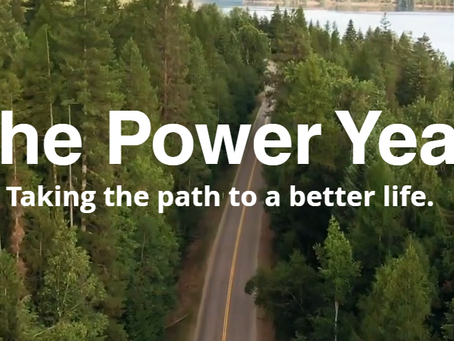 What The Power Year Is All About