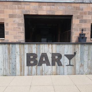 Rustic Custom Made Bar