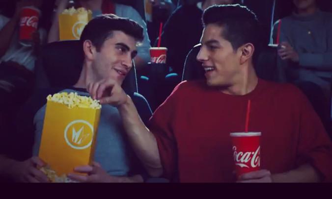 Coca-Cola/Regal Cinemas Commercial 2018
