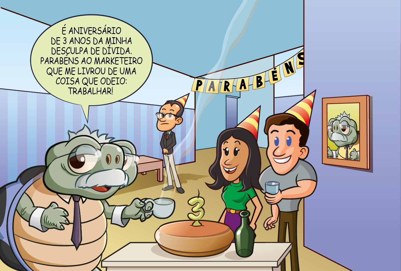 Tartarugo candidato