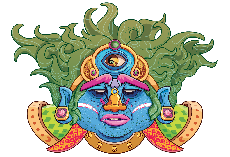 Shiva Vetorial