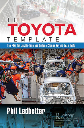 The Toyota Template Book