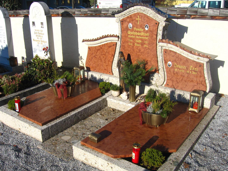 Am Friedhof