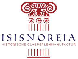 Logo_Isisnoreia_Historische_Glasperlenma