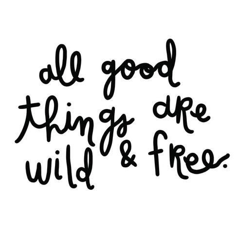 Wild & Free Logo