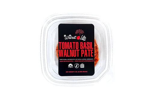Tomato Basil Walnut Pate