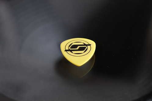 .73mm Yellow Delrin Flow Style (5 pack)