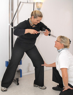 knæ træning