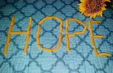 TWIRLING HOPE