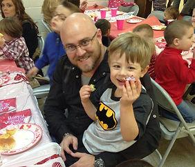 Parental involvment  Christian Child Care