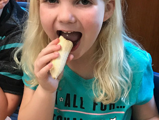 Smart Kids Eat Smart Foods