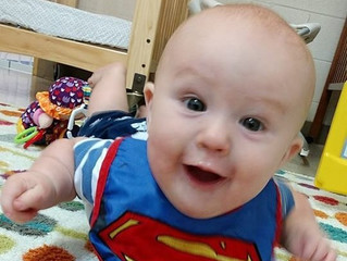 We LOVE the VA Infant & Toddler Specialist Network