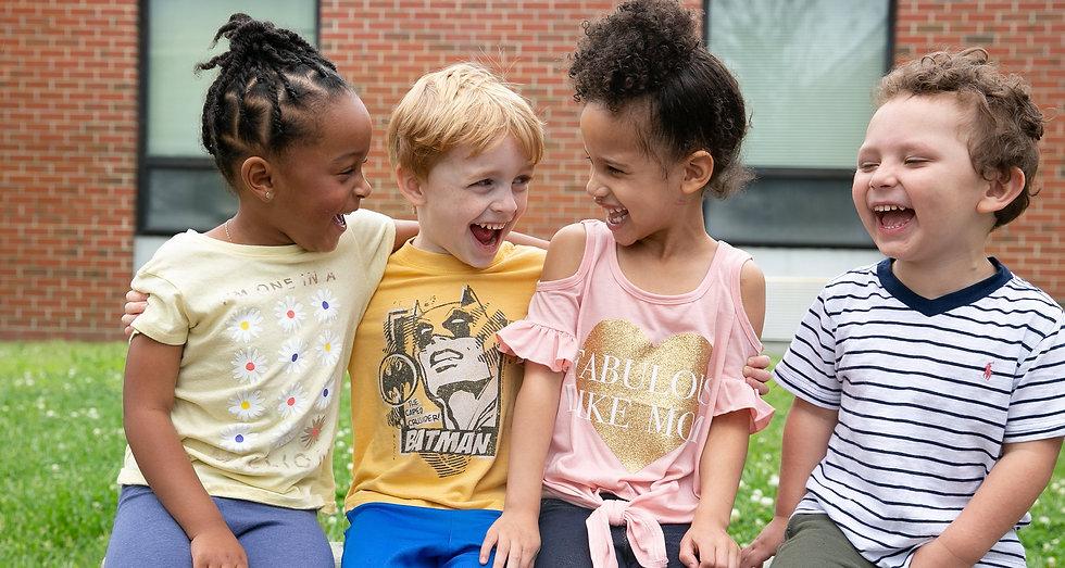 Christian Childcare.  Preschool.  Academic Program