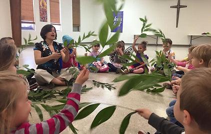 Chapel Time   Christian Education Christian Child care