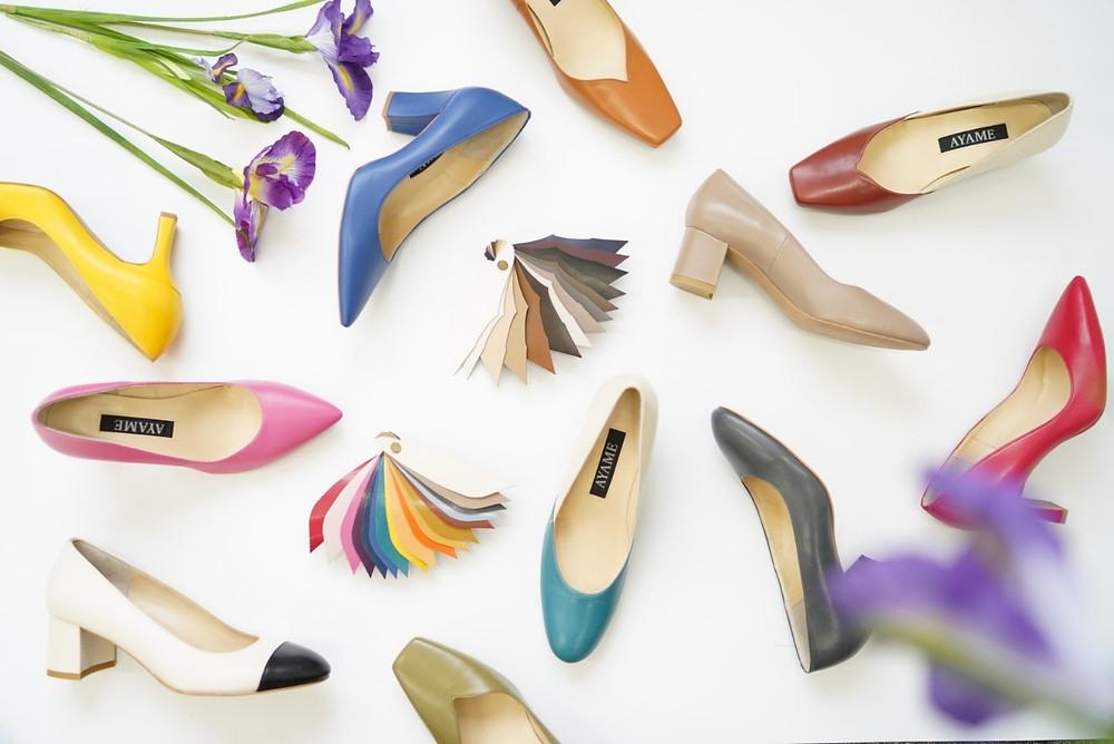 オーダー靴であればタコなどの足のトラブルに対応出来る