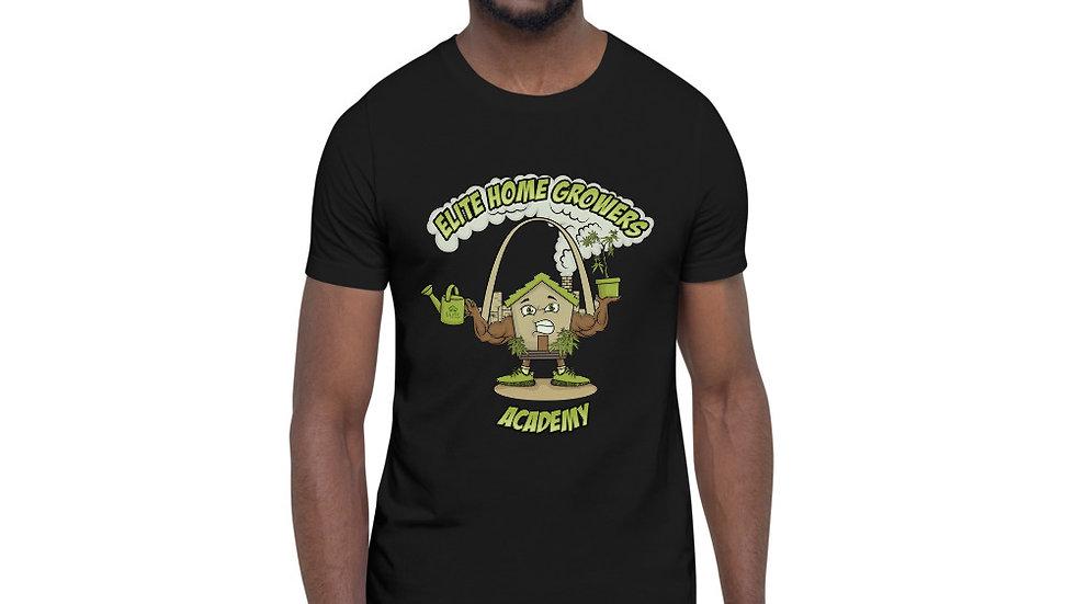 Elite Mascot Men's Short-Sleeve T-Shirt with color