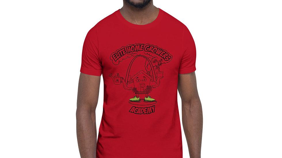 Elite Mascot Mens Short-Sleeve T-Shirt without color