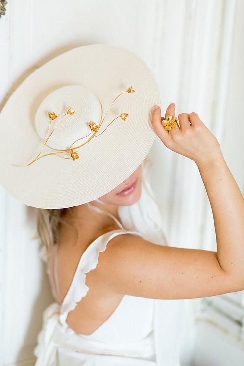Adeline Cartwheel Hat