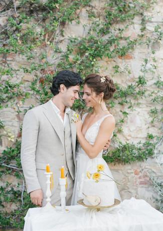 Dreamy Italian Countryside Wedding Editorial