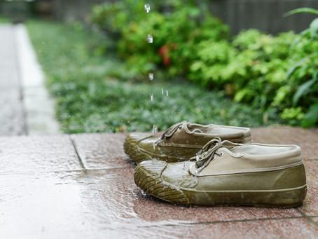 雨の日革命