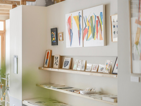 niente Gallery がオープンします。