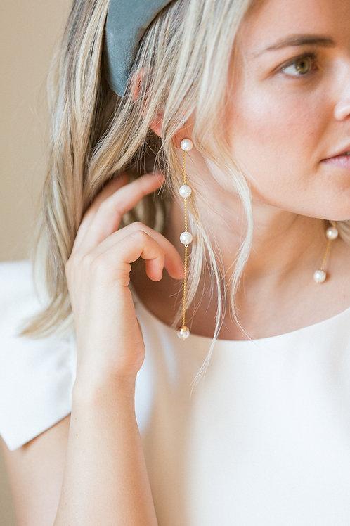 Nola Asymmetrical Earrings
