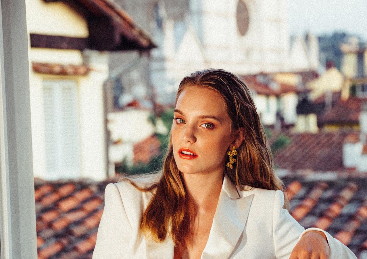 Florence editorial by Katia Romanova