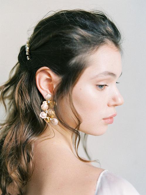 Posie Flower Earrings