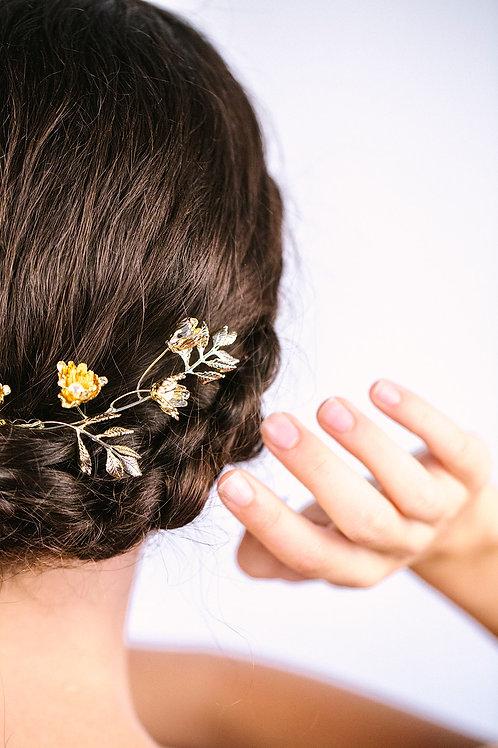 Rosae Hair Comb