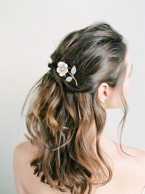 Ella Flower Hair Comb