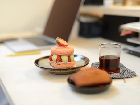 iro さんのお菓子