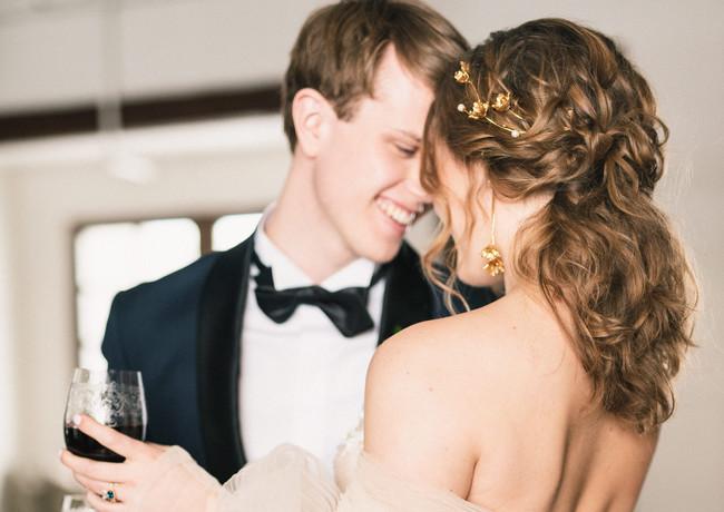 Spring Bridal Editorial