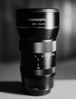 SIRUI 24mm F2.8 ANAMORPHIC 1.33x