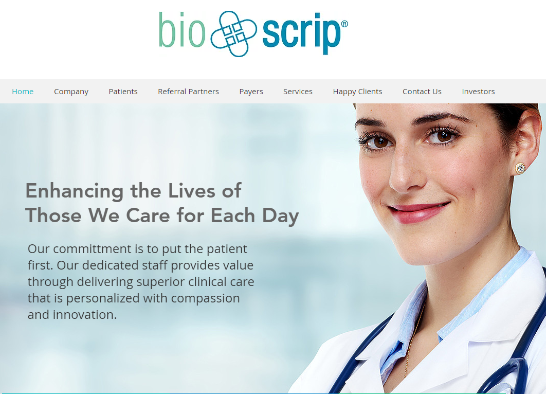 Careers | United States | BioScrip Infusion Services