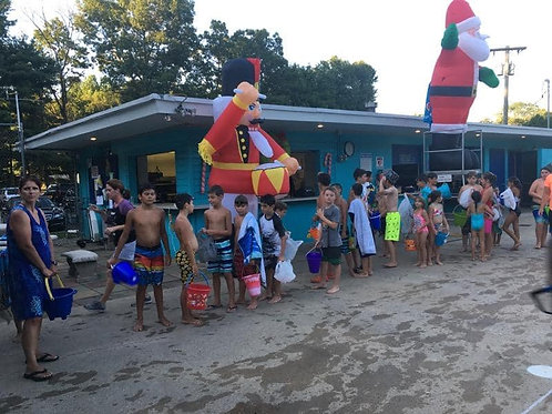 Beach or Treat & Christmas in July 07.22.21