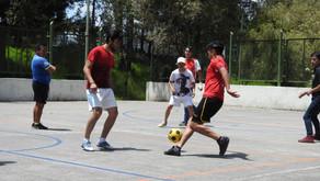 REGRESA EL FUTBOL A LA FCPyS