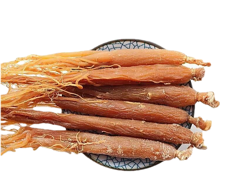 Korean Red Ginseng Whole Root 6 Years
