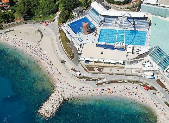 Terra Apartments Rijeka - Ploče Beach