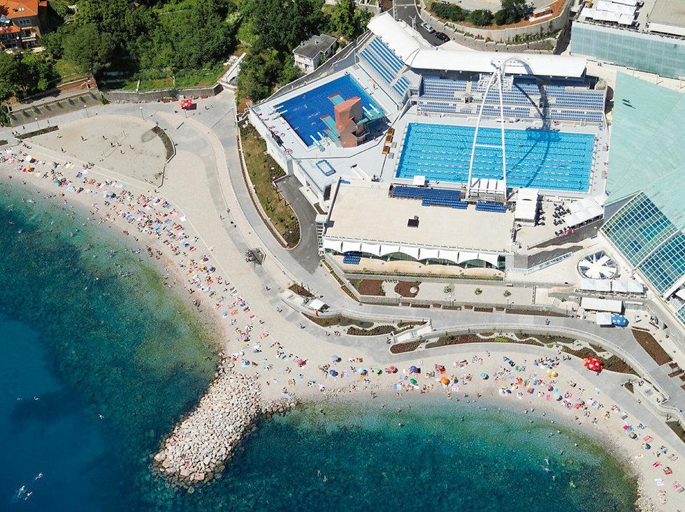 Terra Apartments Rijeka Rijeka's beaches - Ploce beach